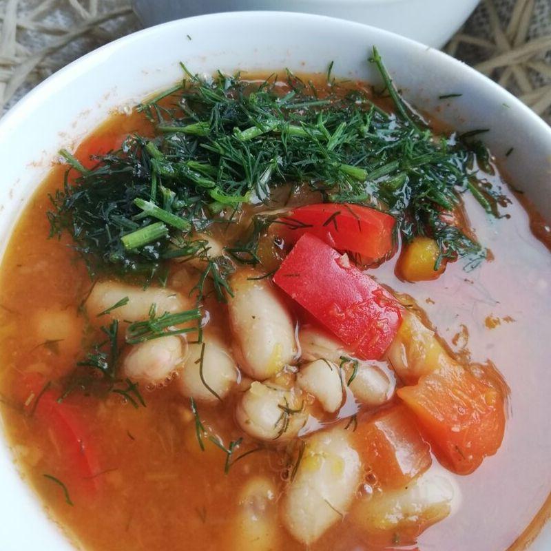 zupa fasolowa 2